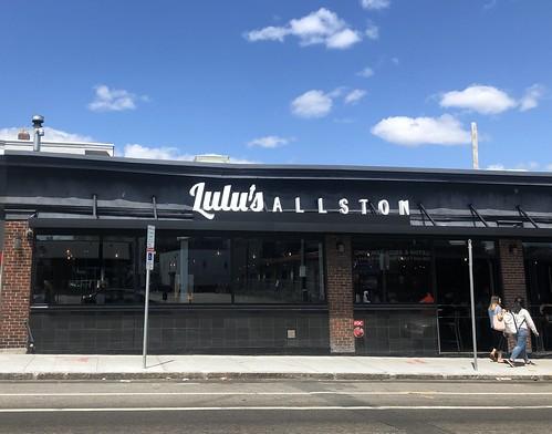 Lulus Allston