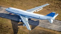 Boeing 747-469(M) 9K-ADE Kuwait Airways