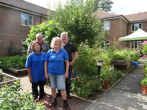 Community Garden Summer 2019