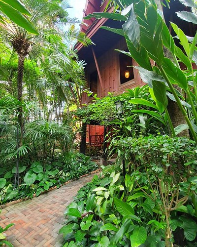 The House of the Thai Silk King, Jim Thompson. From 7 Beautiful Places To Visit In Bangkok