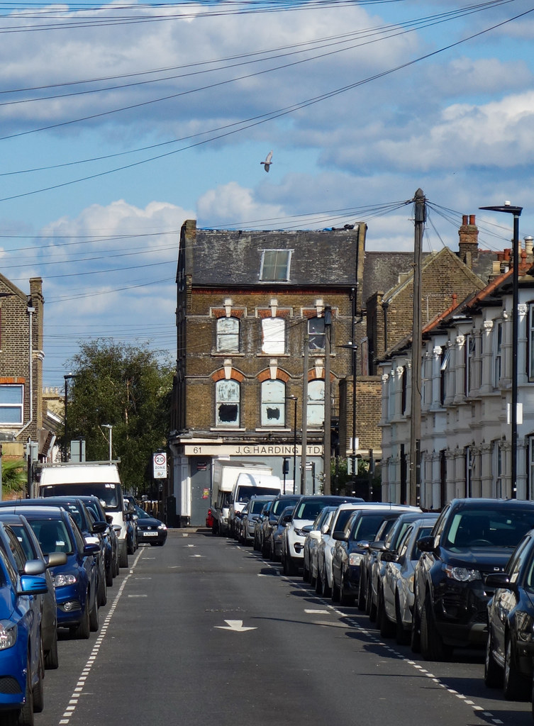 Gower Road, Forest Gate