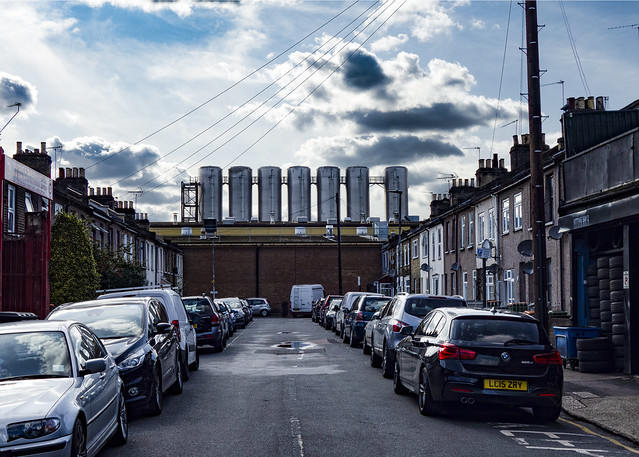 Hovis Bakery, Forest Gate