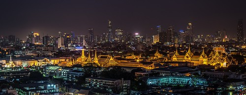 The Grand Palace of the Thai Royalty. From 7 Beautiful Places To Visit In Bangkok
