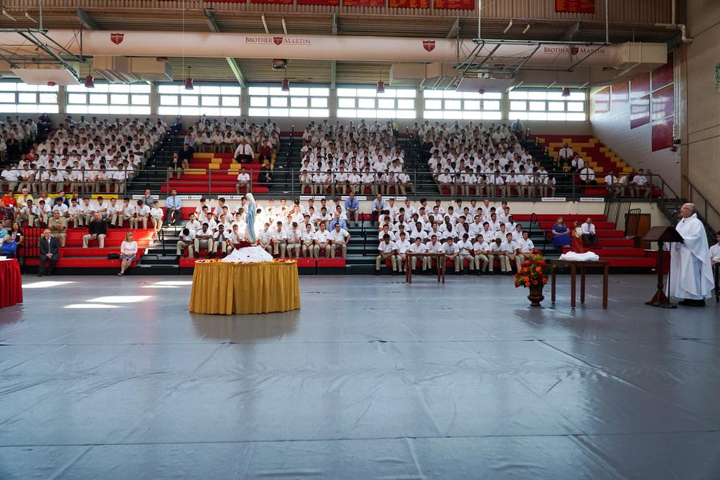 2019 Feast of the Assumption Liturgy