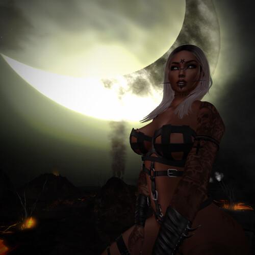 Lost under the moonlight