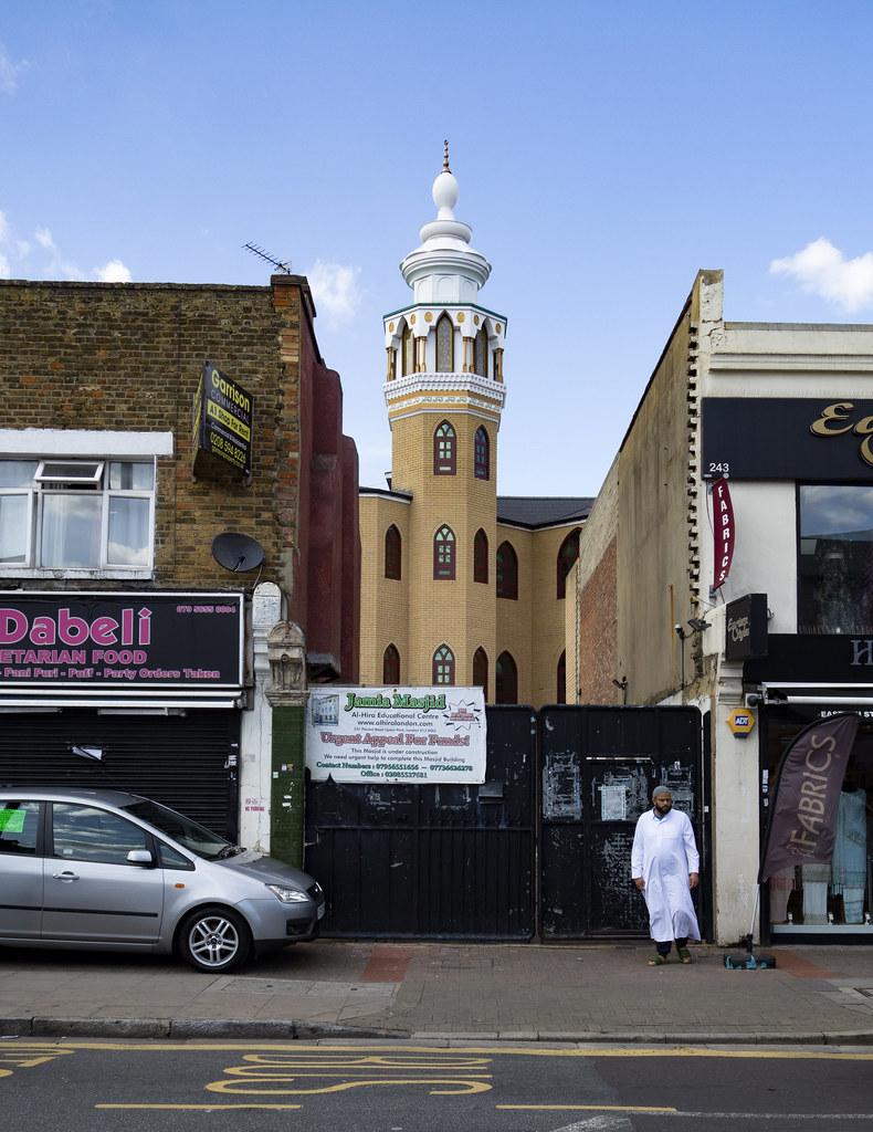 Upton Park Mosque