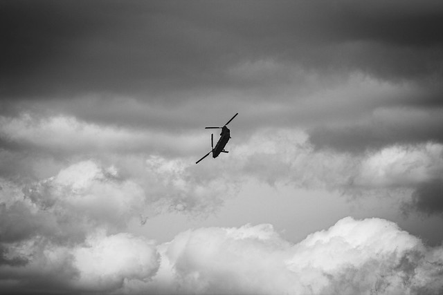 RAF Benson Family Day Flying
