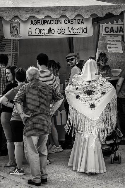 La Paloma. Madrid.