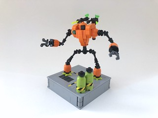 [old stuff] Sludgebot