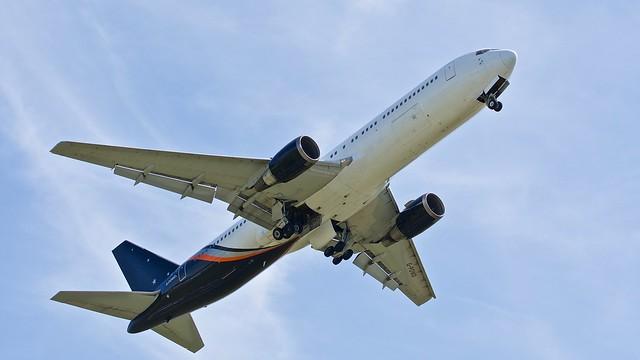 Boeing 767 -36N(ER) G-POWD Titan Airways