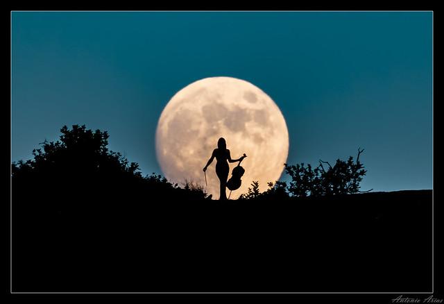 Soneto a la Luna