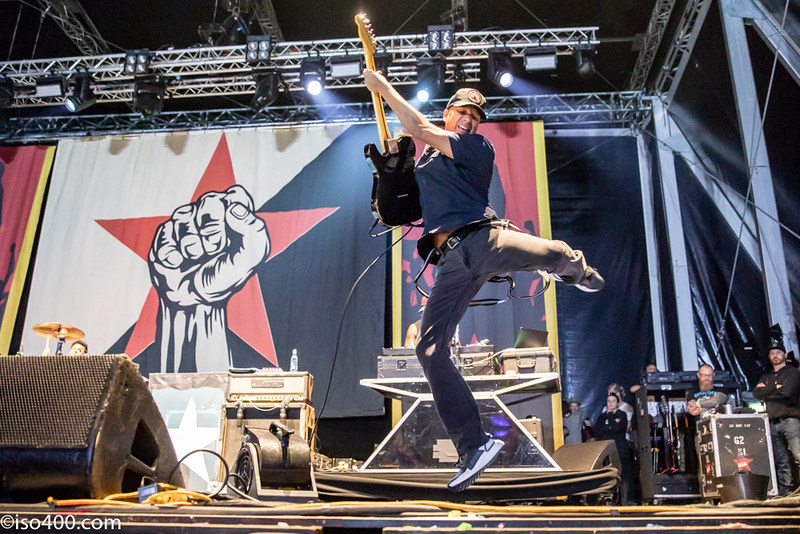 Prophets of Rage Boomtown 2019 pic by Mike Burnell-5727