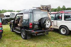 "Land-Rover Discovery ""Schizo Disco"" - 1994"
