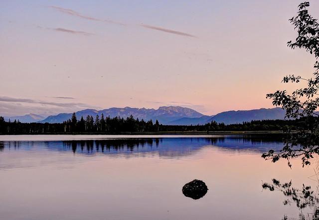 Kirchsee und Benewand
