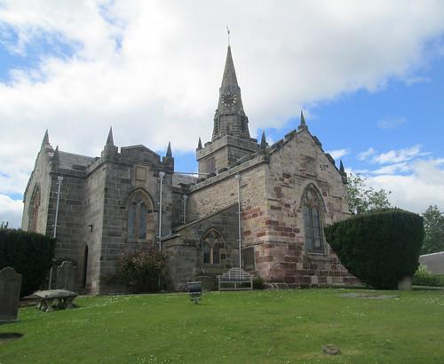 Largo and Newburn Parish Church