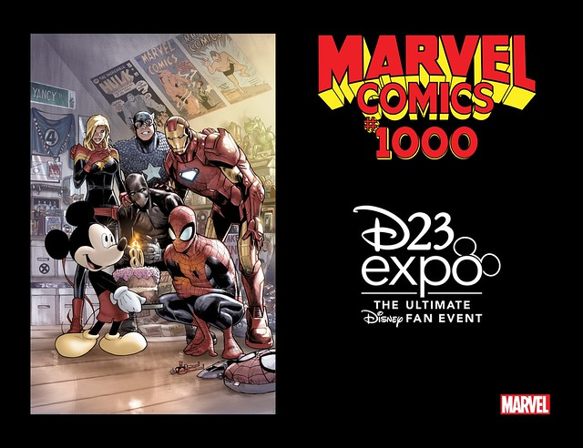 image - Marvel Comics #1000 (D23 Expo Variant)