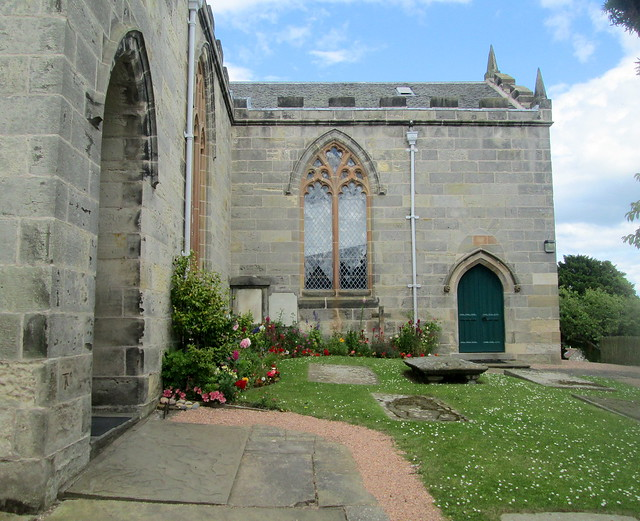 Largo and Newburn Parish  Kirk 1