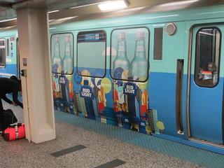 20170901 31 CTA Blue Line subway @ Jackson