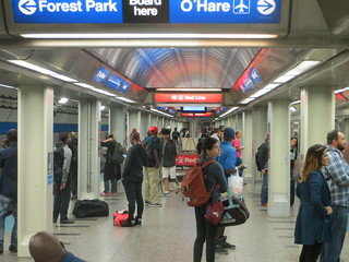 20170901 30 CTA Blue Line subway @ Jackson