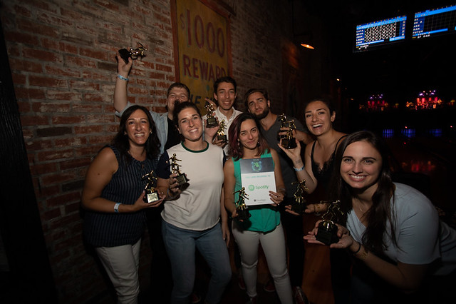 2019 MFEI FH NYC Bowling for Hope | City of Hope