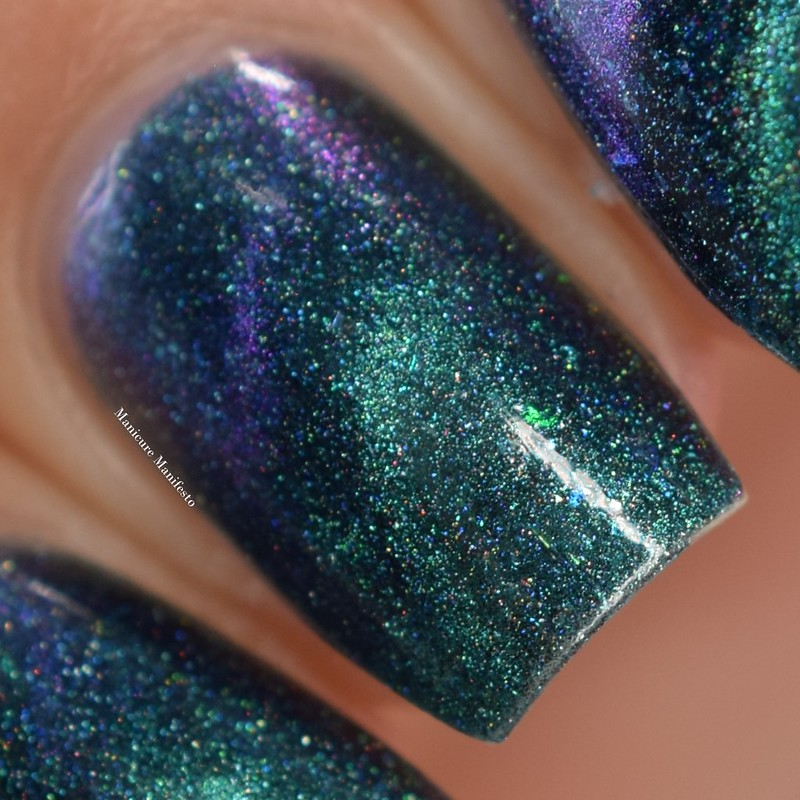 Girly Bits Tattle-Teal swatch