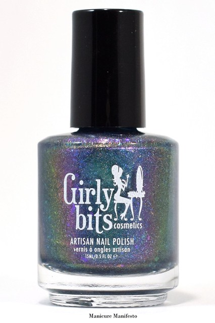 Girly Bits Tattle-Teal