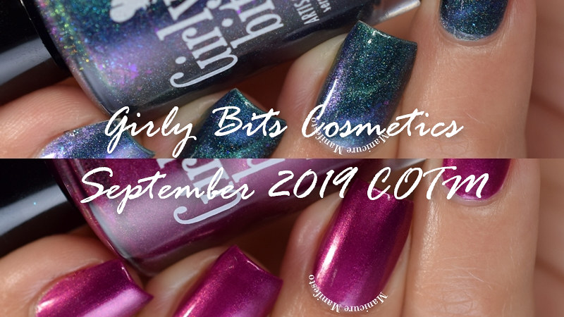 Girly Bits September 2019 COTM
