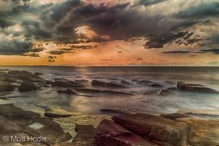 Rockport MA sunset