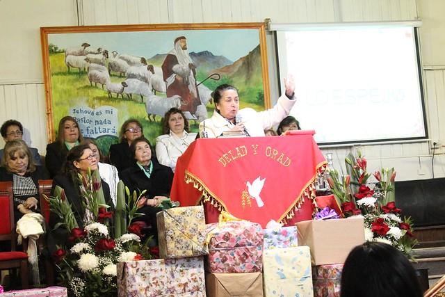 """Encuentro Glorioso"" 3ra Convención de Dorcas Sector N° 9"