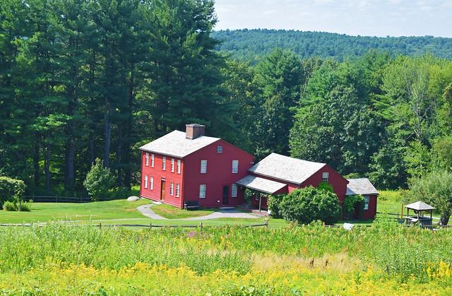 Alcott Farmhouse - In Explore