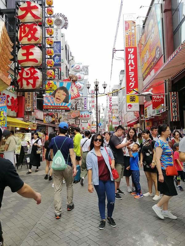 Dotonbori Osaka Japan (6)