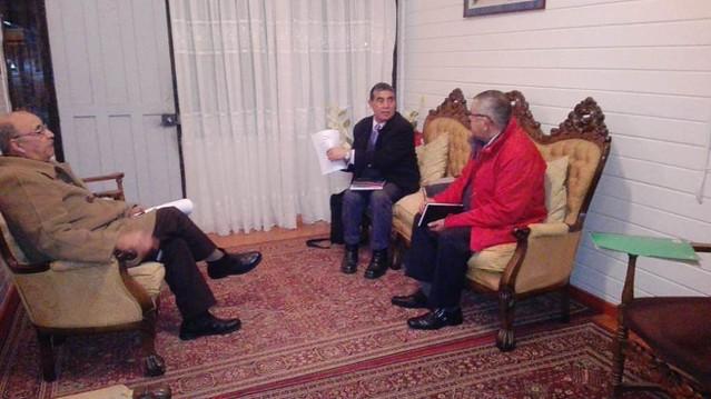 Primera reunión UNIPECH Penco – Lirquén.