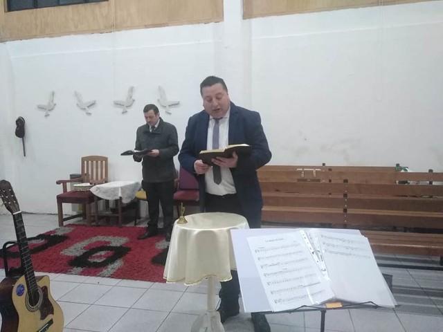 1° Ensayo de Coro UNIPECH - Hualqui