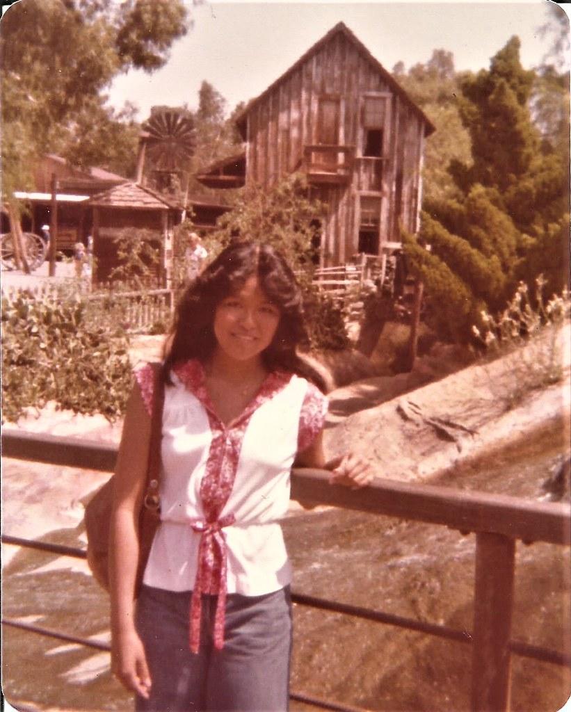 Knott's Berry Farm, 1978