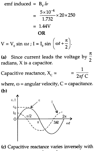 CBSE Previous Year Question Papers Class 12 Physics 2018 Delhi 245