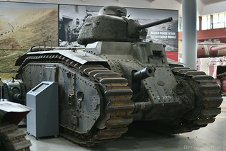 Char B1-Bis Medium Tank