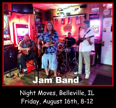 Jam Band 8-16-19