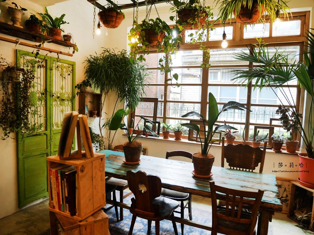 台北迪化街草原派對隱藏版好拍復古咖啡廳餐廳ig拍照推薦 (2)