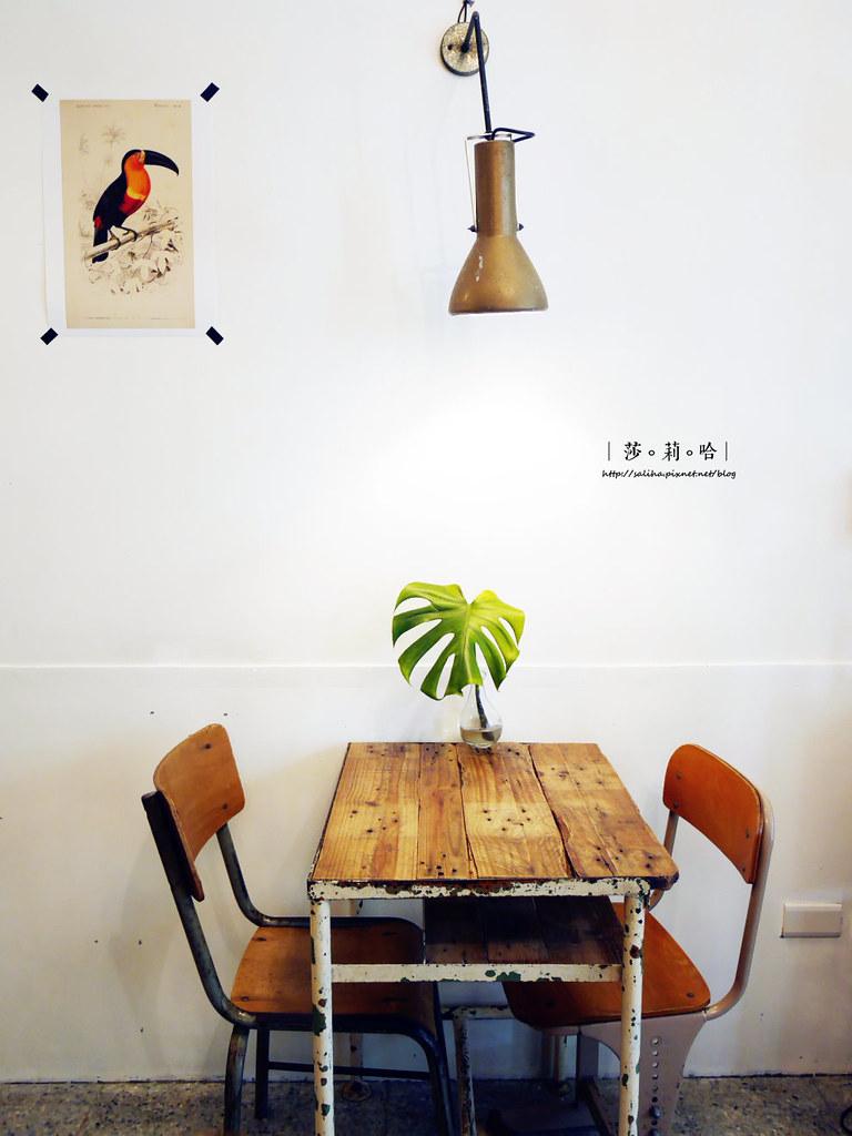 台北迪化街草原派對文青植物風復古咖啡館ig好拍景點餐廳 (1)