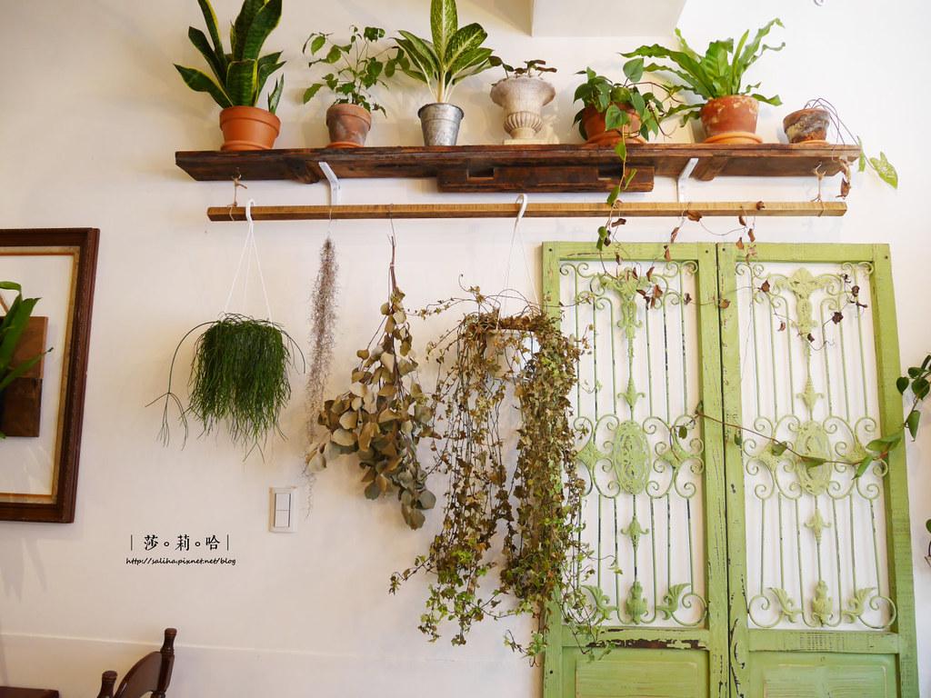 台北迪化街一日遊景點古董復古雜貨森林系咖啡廳餐廳推薦草原派對 (1)