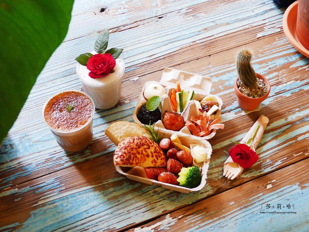 台北咖啡廳迪化街草原派對ig好拍拍照打卡早午餐飲料推薦 (2)