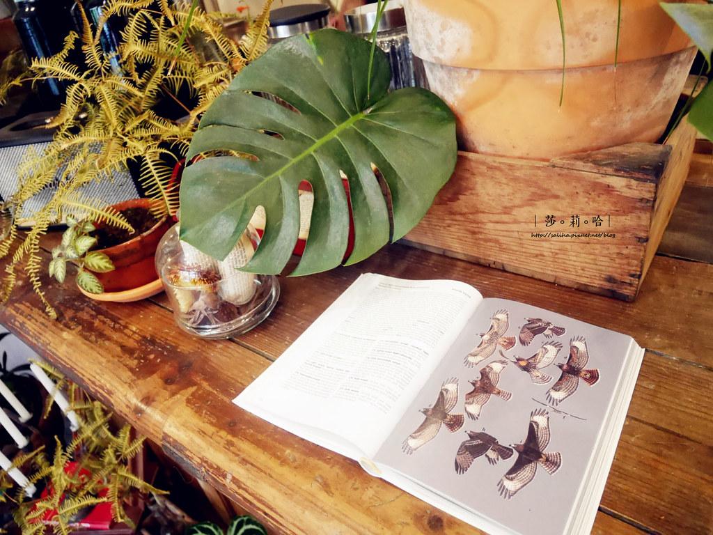 台北北門站附近迪化街草原派對Grassland超好拍復古網美風咖啡廳植物系餐廳雜貨古董老房子 (5)
