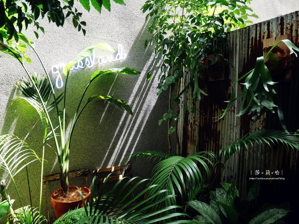 台北一日遊迪化街草原派對夢幻好拍花草系森林系咖啡廳雨天景點推薦 (1)
