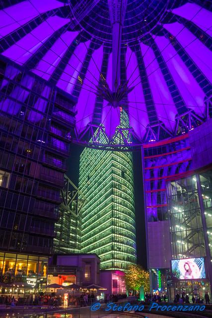 Berlino, Sony Center