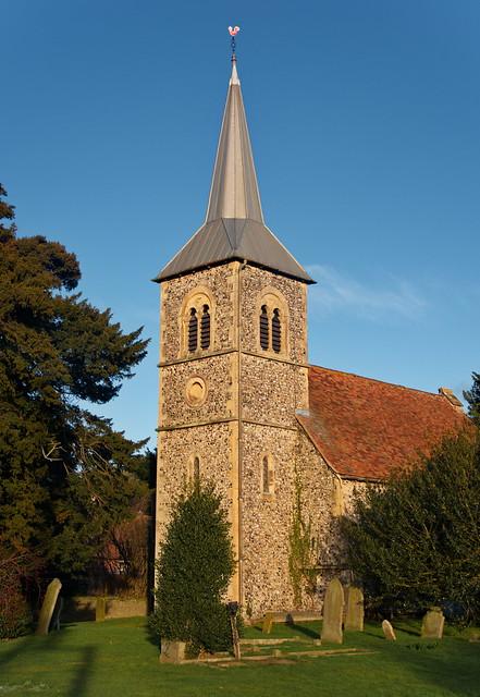 St Mary the Virgin Church, Ripple