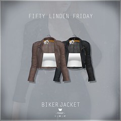 Biker.Jacket Leather - FLF