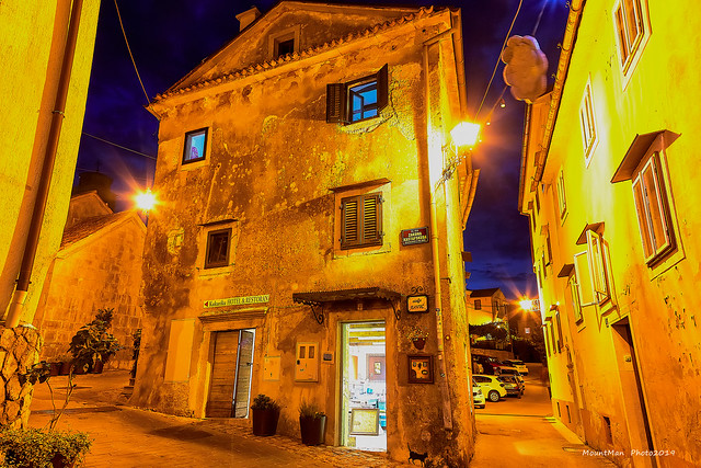 Kastav by night (5)