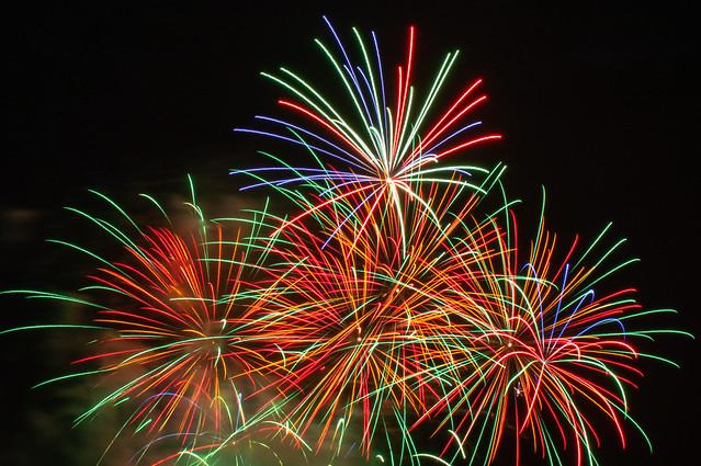 British Fireworks Championships 2019 - Plymouth, 15-08-2019