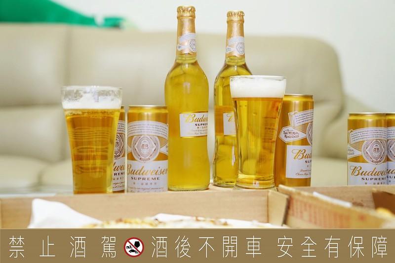 【美食│酒類】百威金尊。單一品種麥芽,超商推薦啤酒,美食搭配好夥伴順口不苦澀,質感直逼香檳