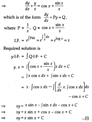 CBSE Previous Year Question Papers Class 12 Maths 2017 Delhi 66